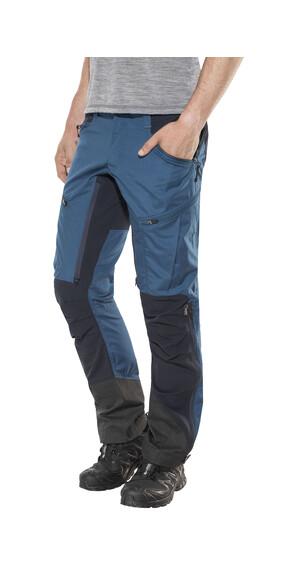 Lundhags Makke lange broek Heren blauw/petrol